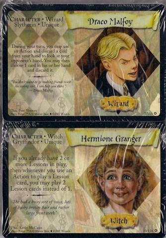 Harry Potter: Стартовый набор для 2-х игроков