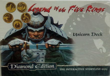L5R Diamond Edition Deck