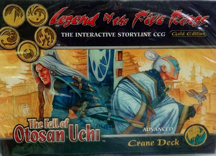 L5R The Fall of Otosan Uchi Deck