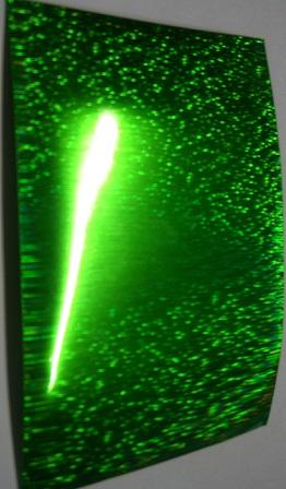 Кармашки Spectrum зеленые