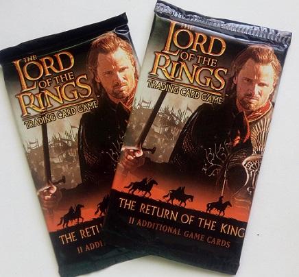 ККИ LotR The Return of the King дополнительный набор