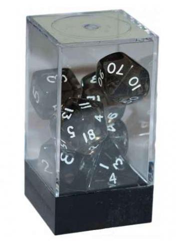 Набор кубиков 7 шт. \