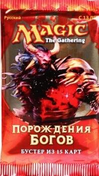 MtG: Born of the Gods / Порождения Богов дополнительный набор