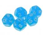 12-гранный кубик прозрачный