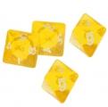 8-гранный кубик прозрачный