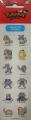 Покемон: Набор наклеек №06