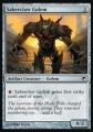 Saberclaw Golem / Голем Саблевидных Когтей
