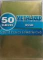 Протекторы (кармашки)  металлизированные Золото