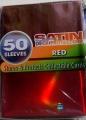 Протекторы (кармашки)  Satin красные