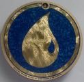 Счетчик жизней Blue Mana Symbol