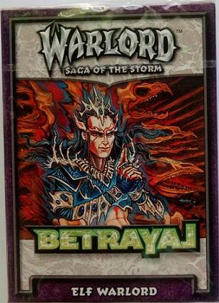 Warlord Betrayal Готовая колода